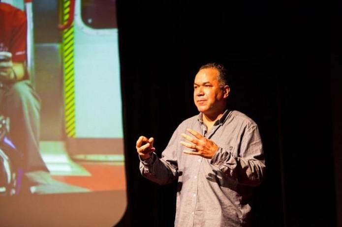 Mark Raymond TEDxPortofSpain 2011