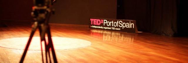 TEDxPortofSpain 12.12.12 Stage
