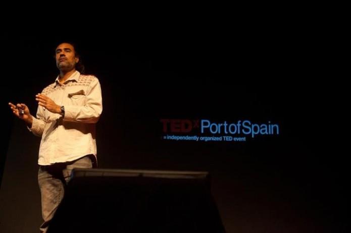 Gregory Sloan-Seale TEDxPortofSpain 2011