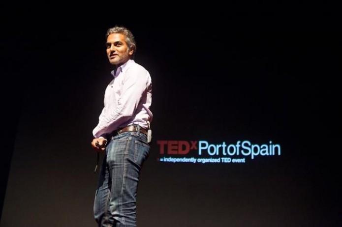 Kiran Shiva Akal TEDxPortofSpain 2011