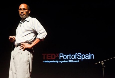 Geoffrey Frankson at TEDxPortofSpain 2011
