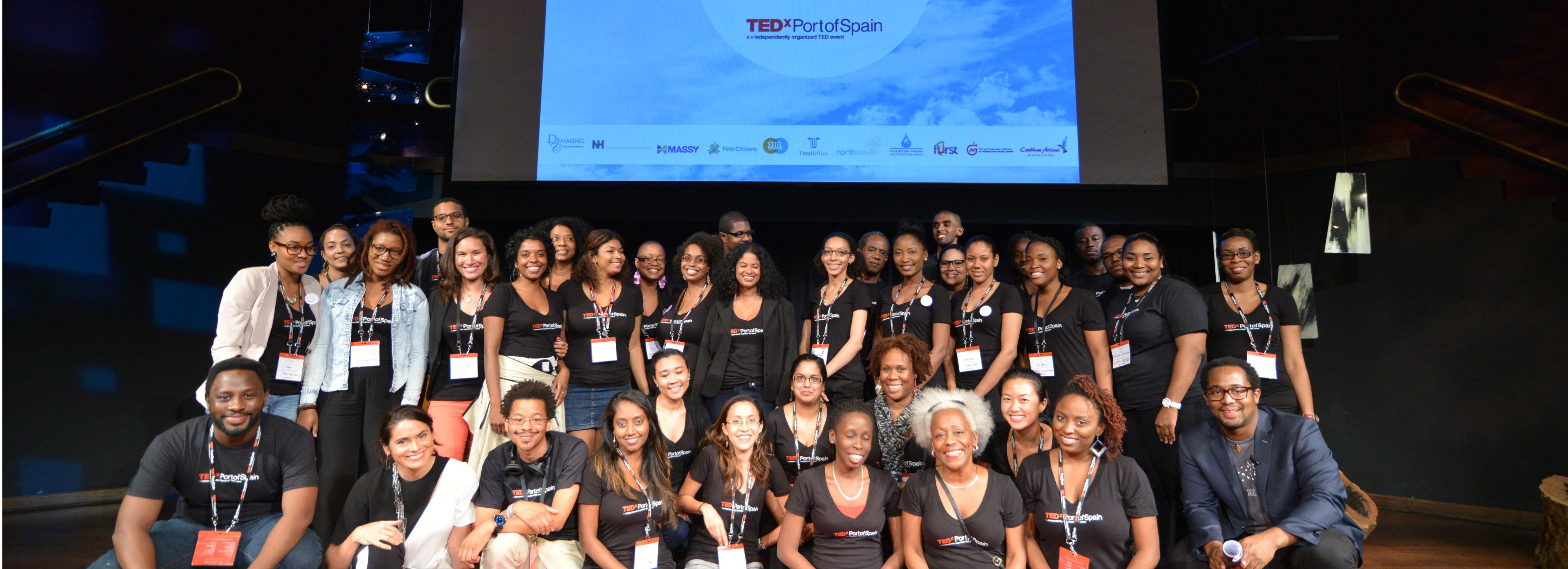 About TEDxPortofSpain